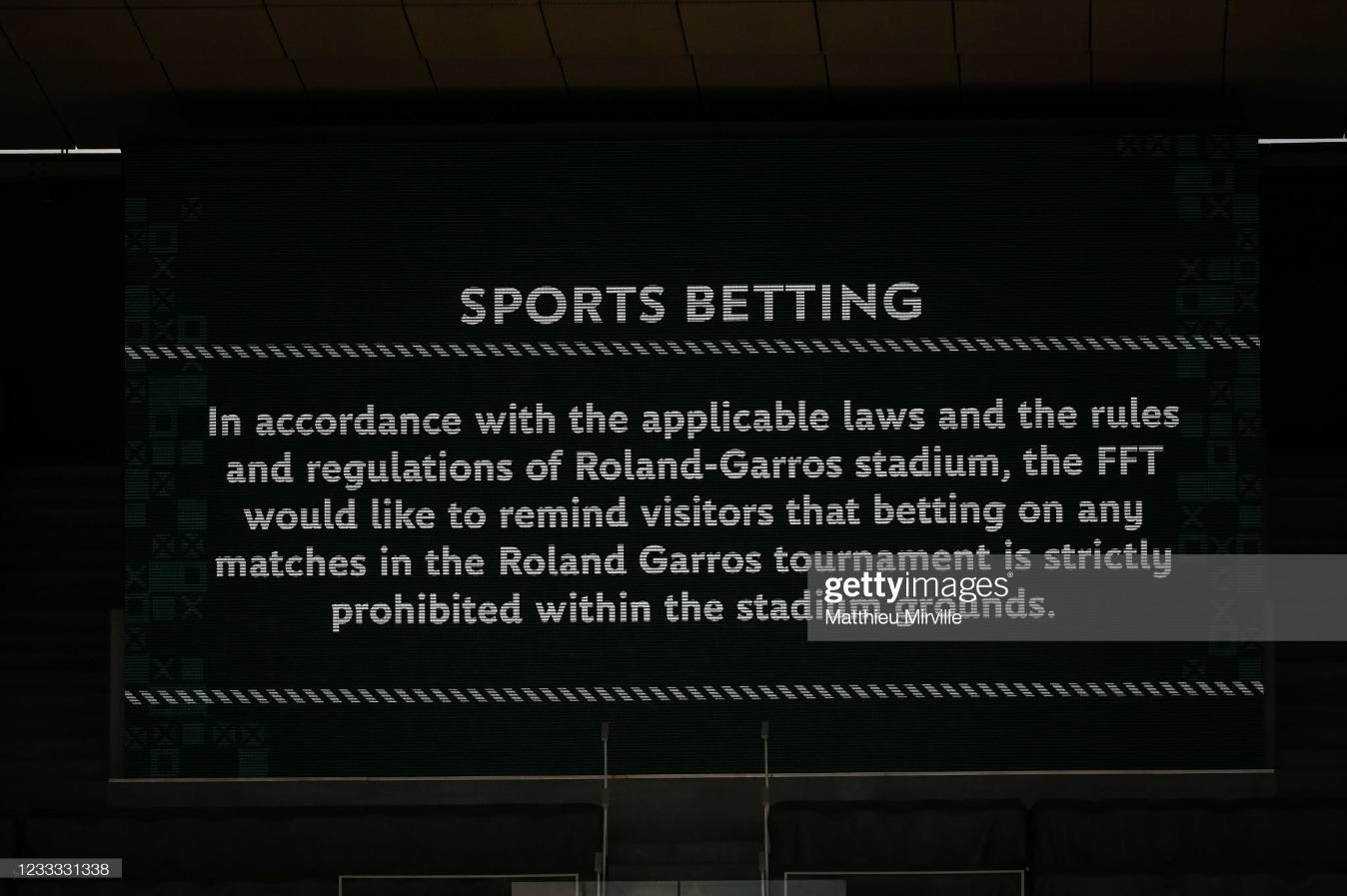Roland Garros - sixth round : News Photo