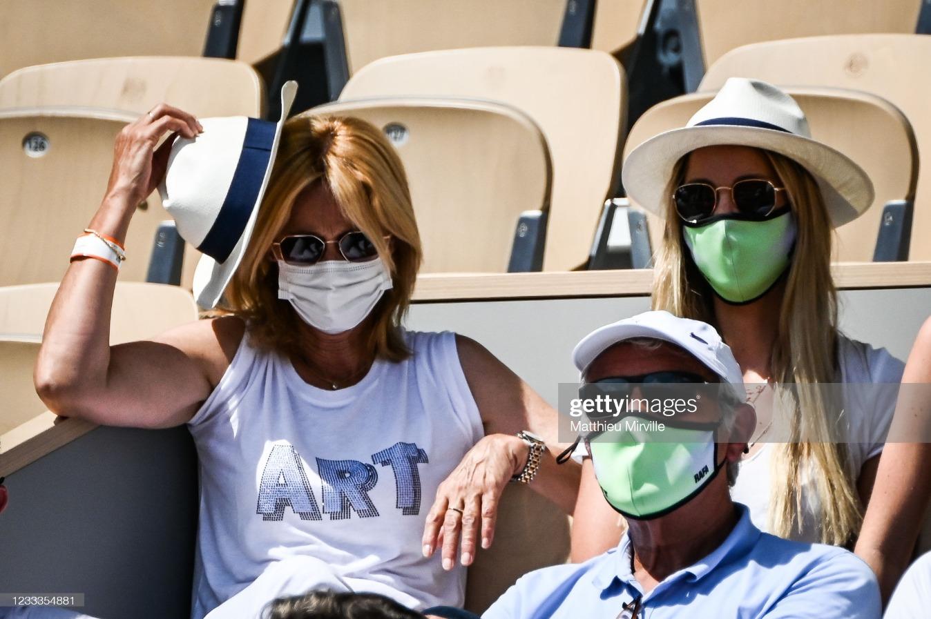 Roland Garros - seventh round : News Photo