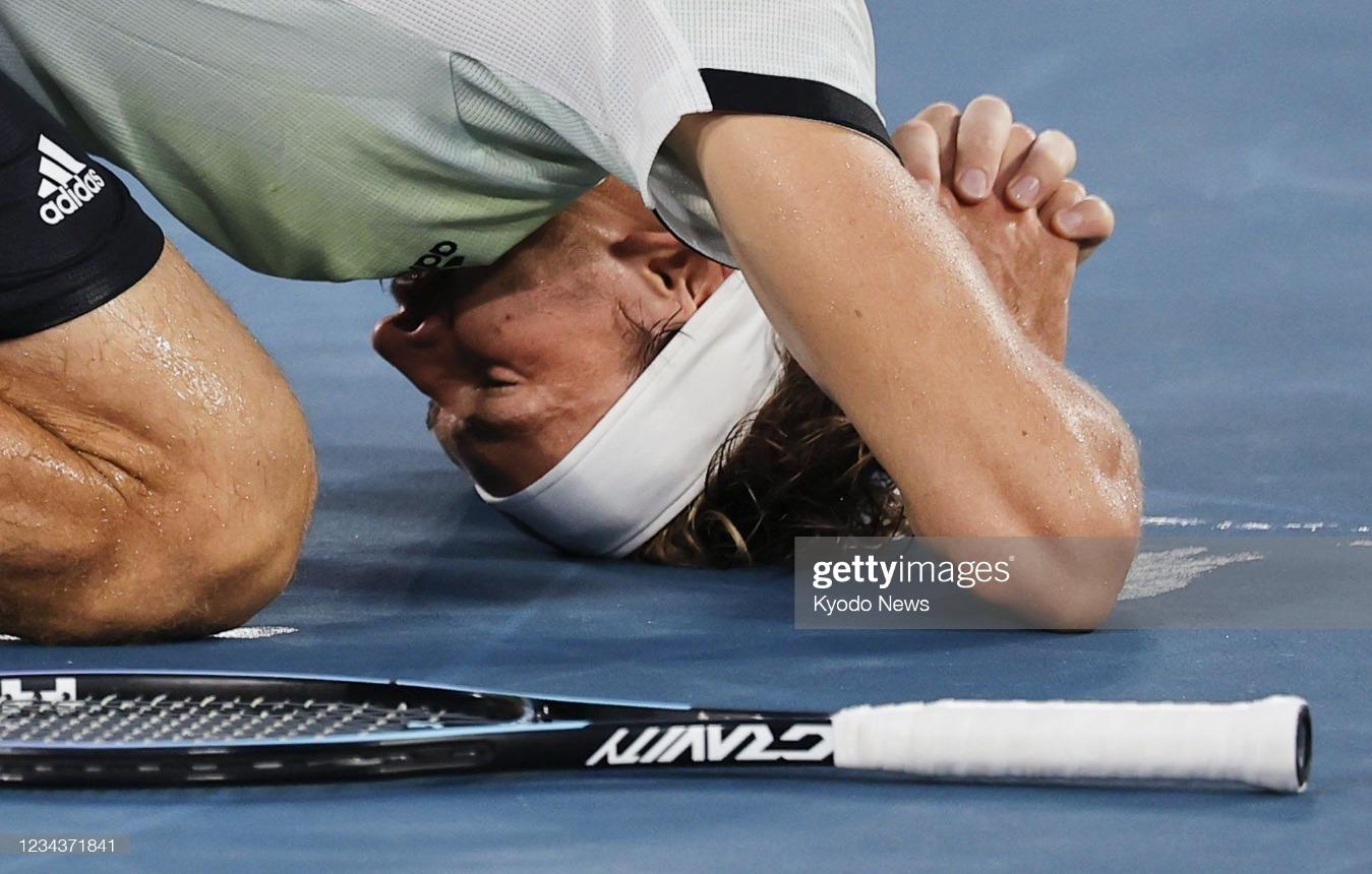 Tokyo Olympics: Tennis : News Photo