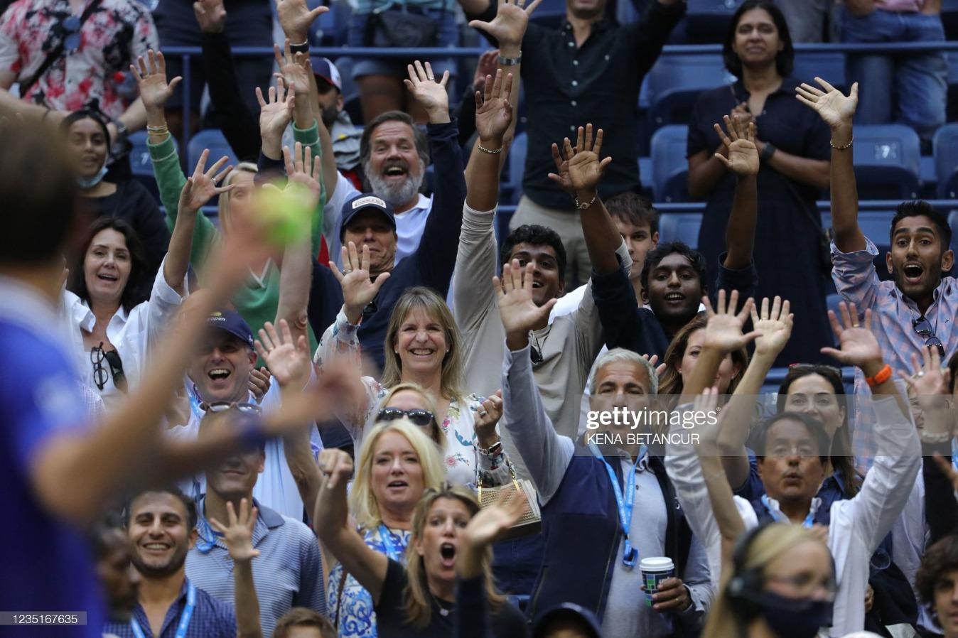 TENNIS-US-OPEN-2021 : News Photo