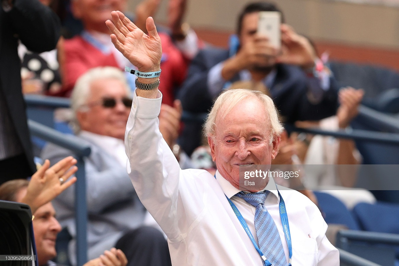 2021 US Open - Day 12 : News Photo