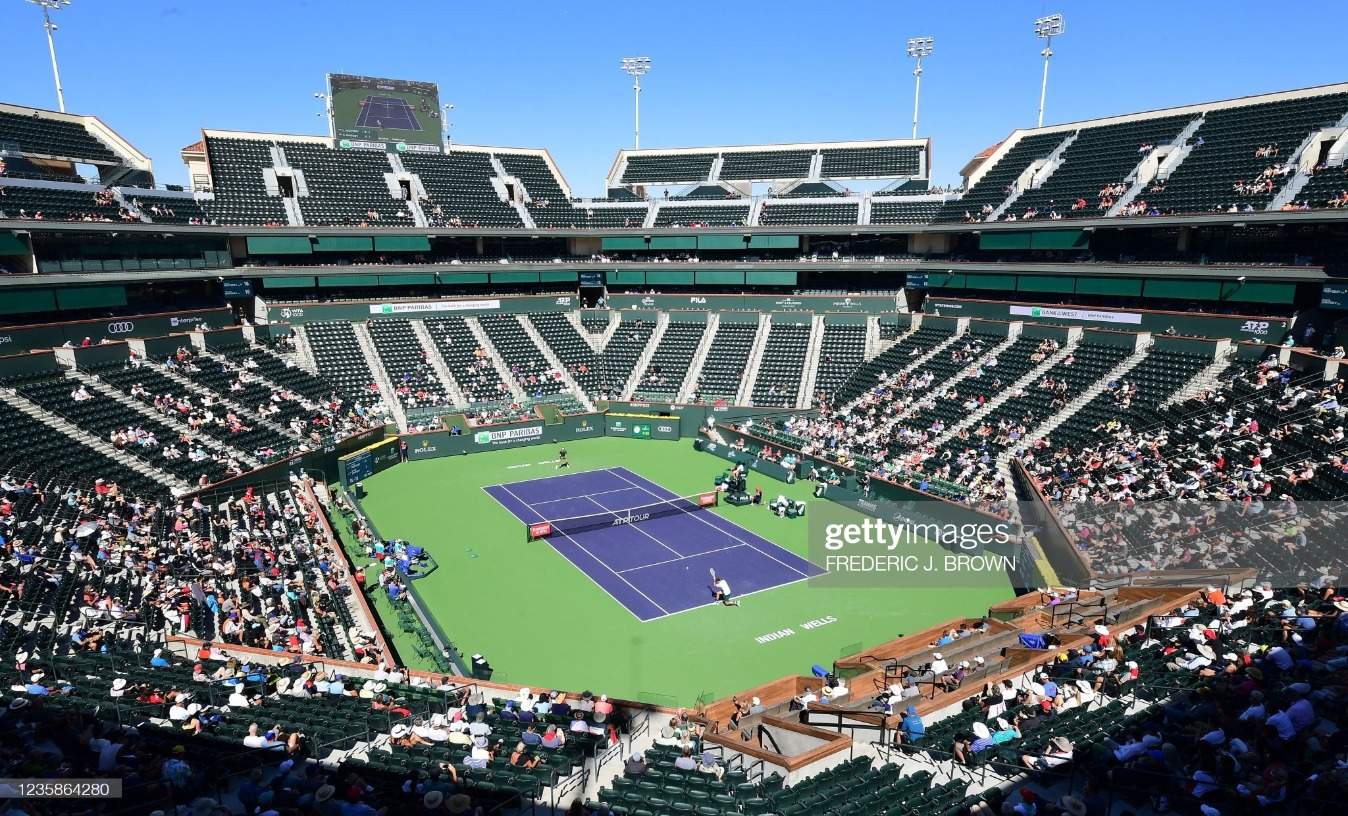 US-TENNIS-ATP-2021-DAY 8 : News Photo