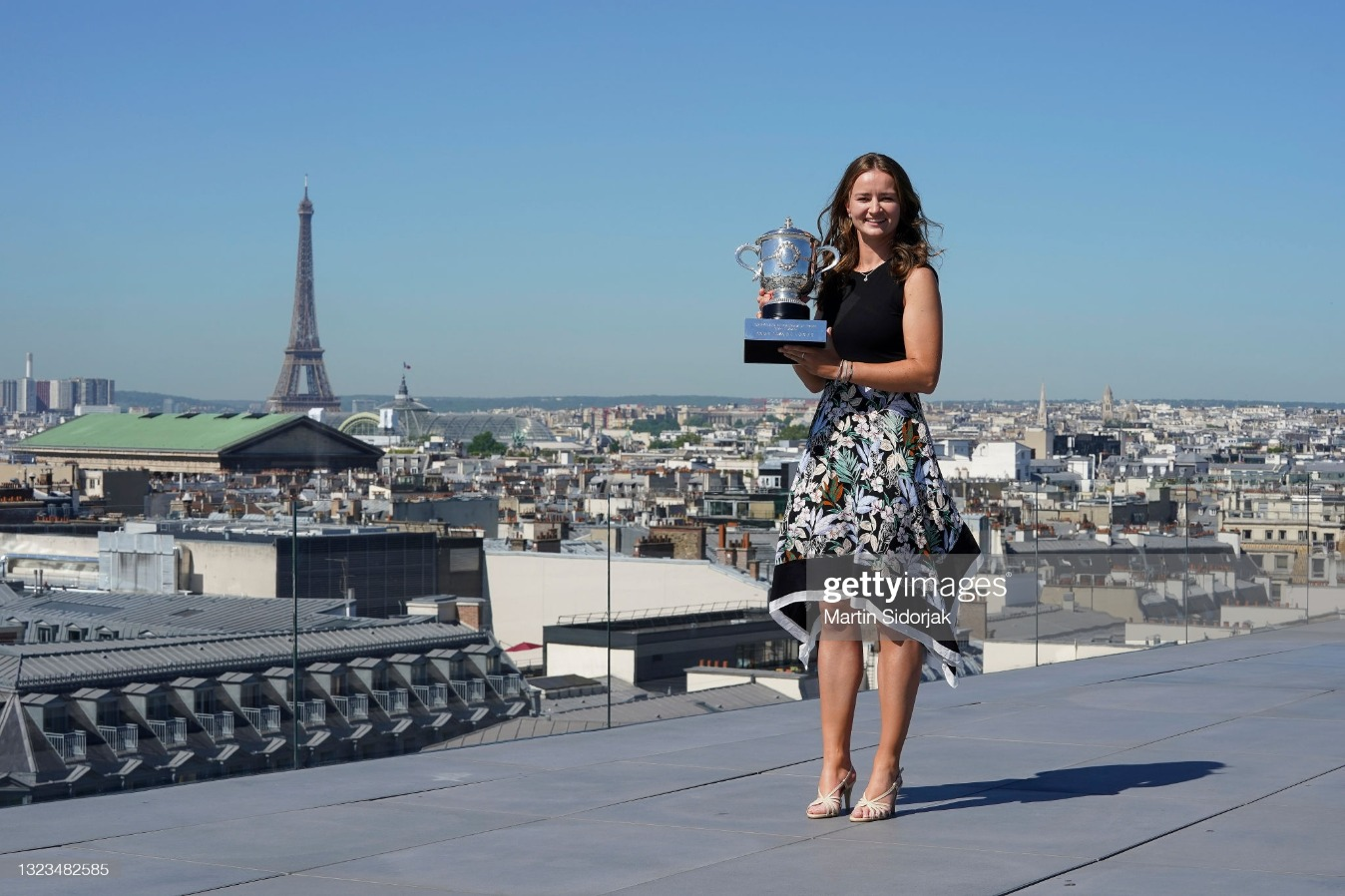 French Open Winners Photocall : News Photo